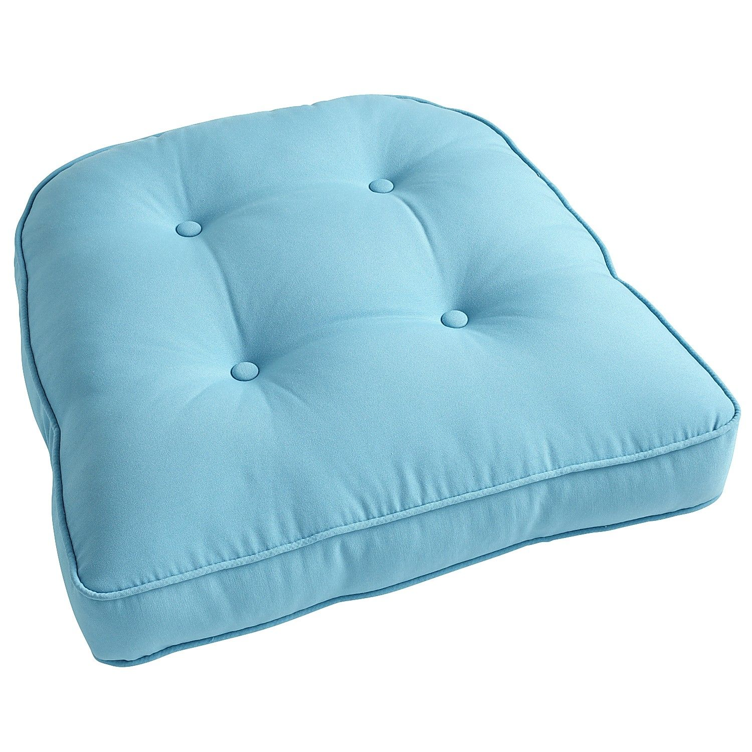 Large contour chair cushion in calliope moss products