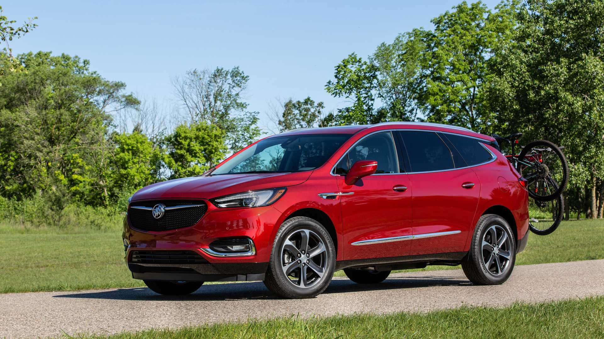 2020 Buick Enclave Brings New Sport Touring Package Buick Enclave Buick Sport Touring