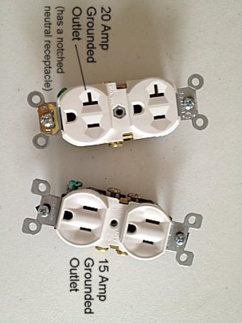 Connecting a New Electrical Outlet Receptacle | Pinterest ...