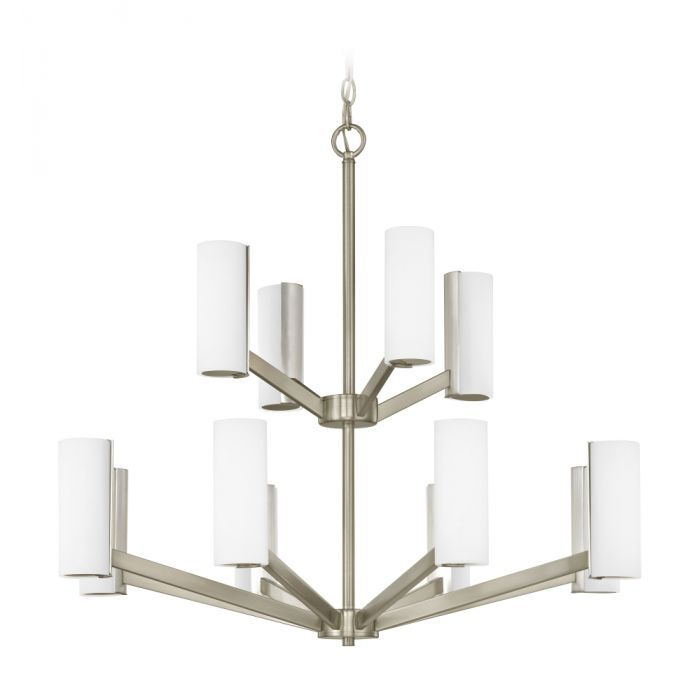 Dolan Designs 1292-09 Radiance LED 12 Light 2 Tier