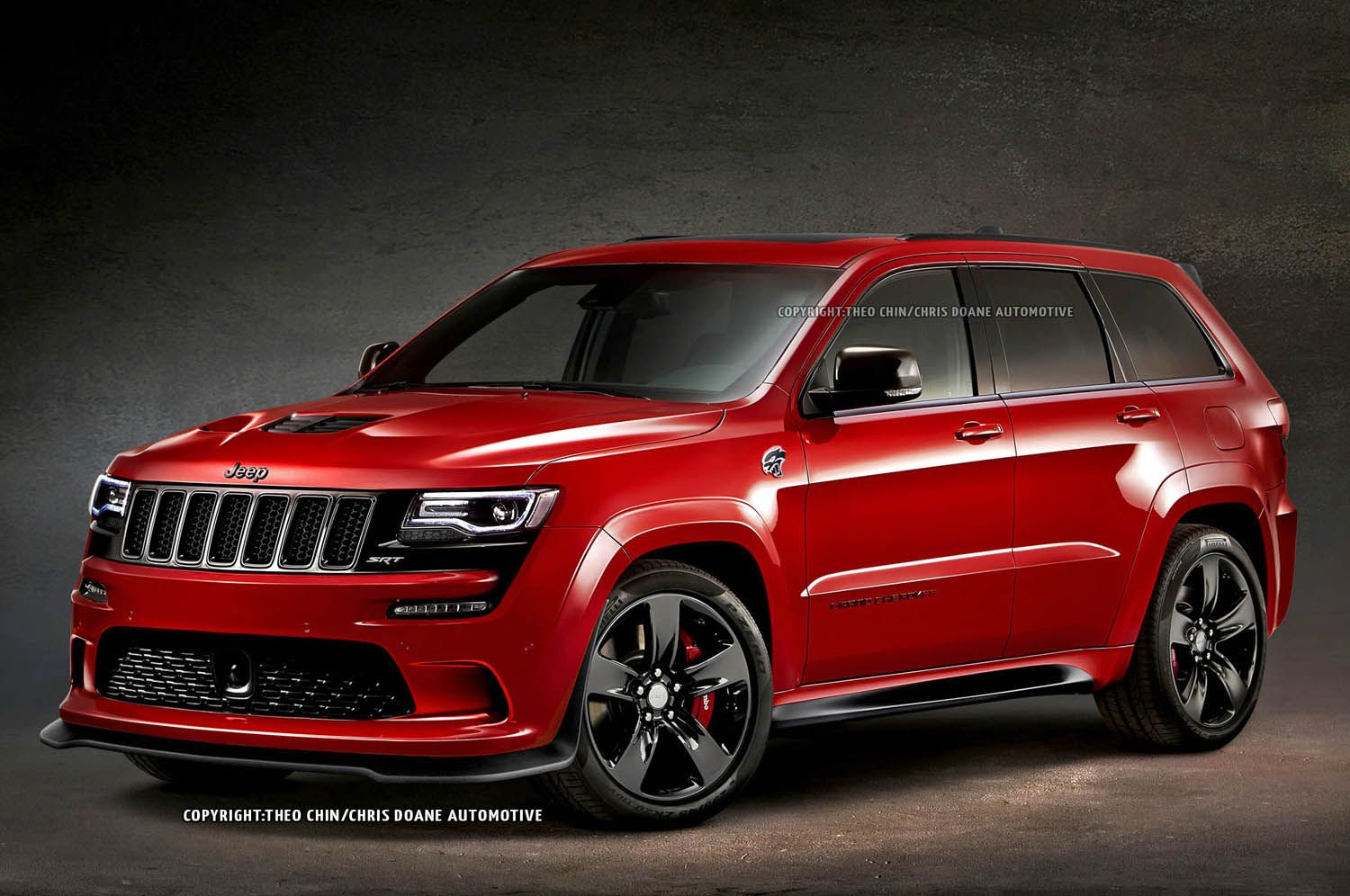 Here S What It Ll Take To Build A Jeep Grand Cherokee Hellcat
