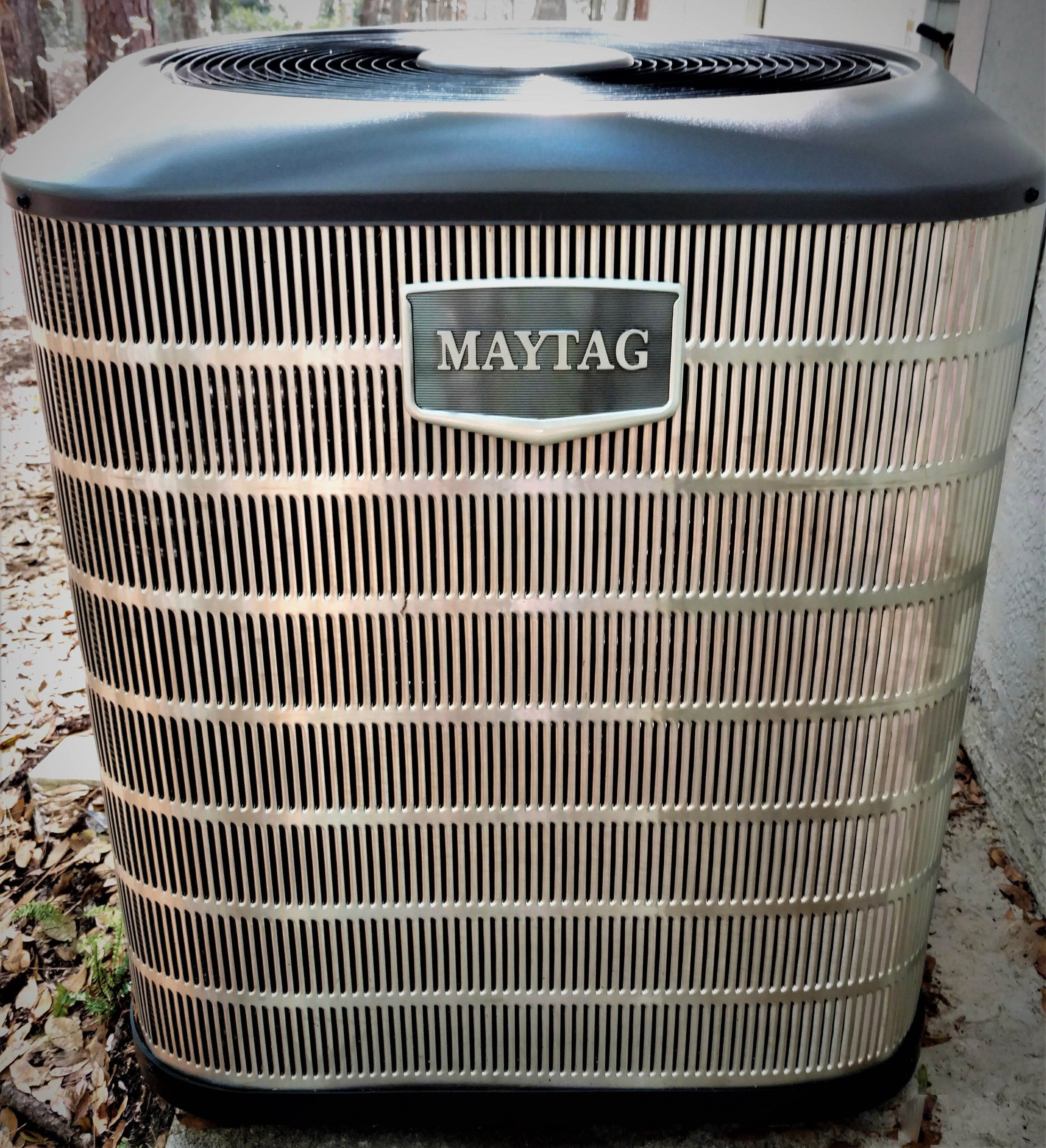 Maytag 19 Seer iQ Drive Heat Pump Air Conditioning System