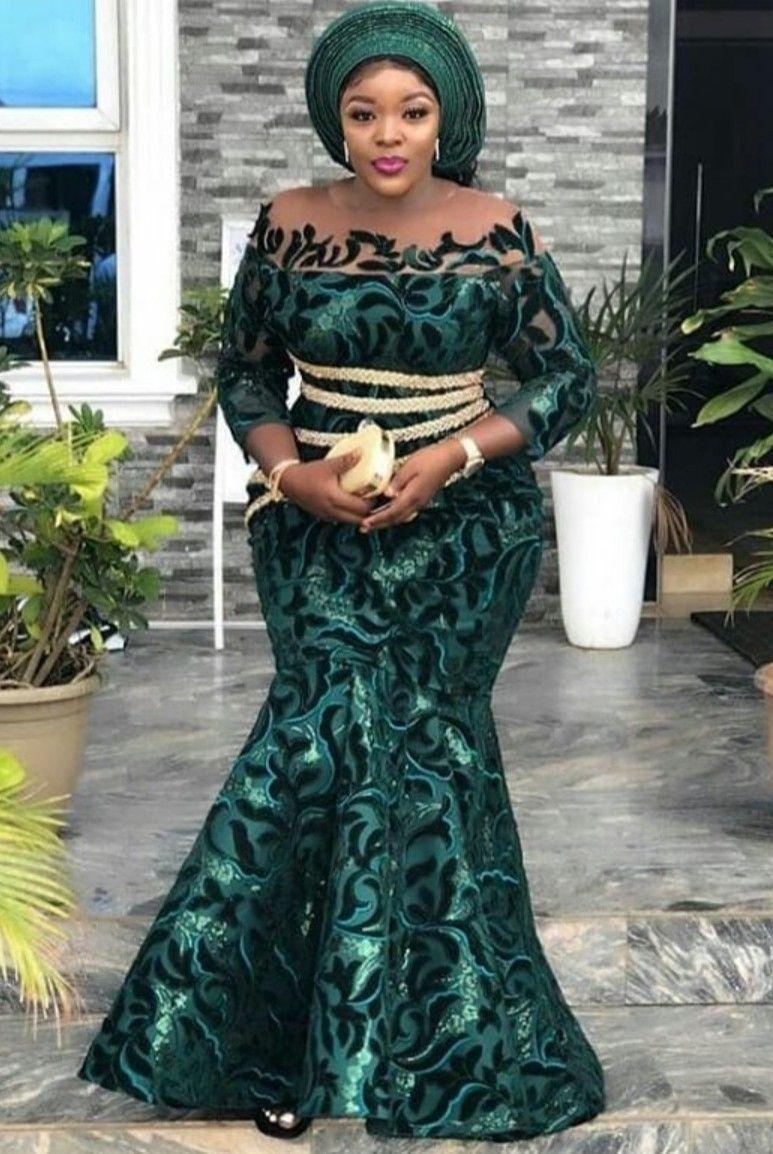 lace fashion dress