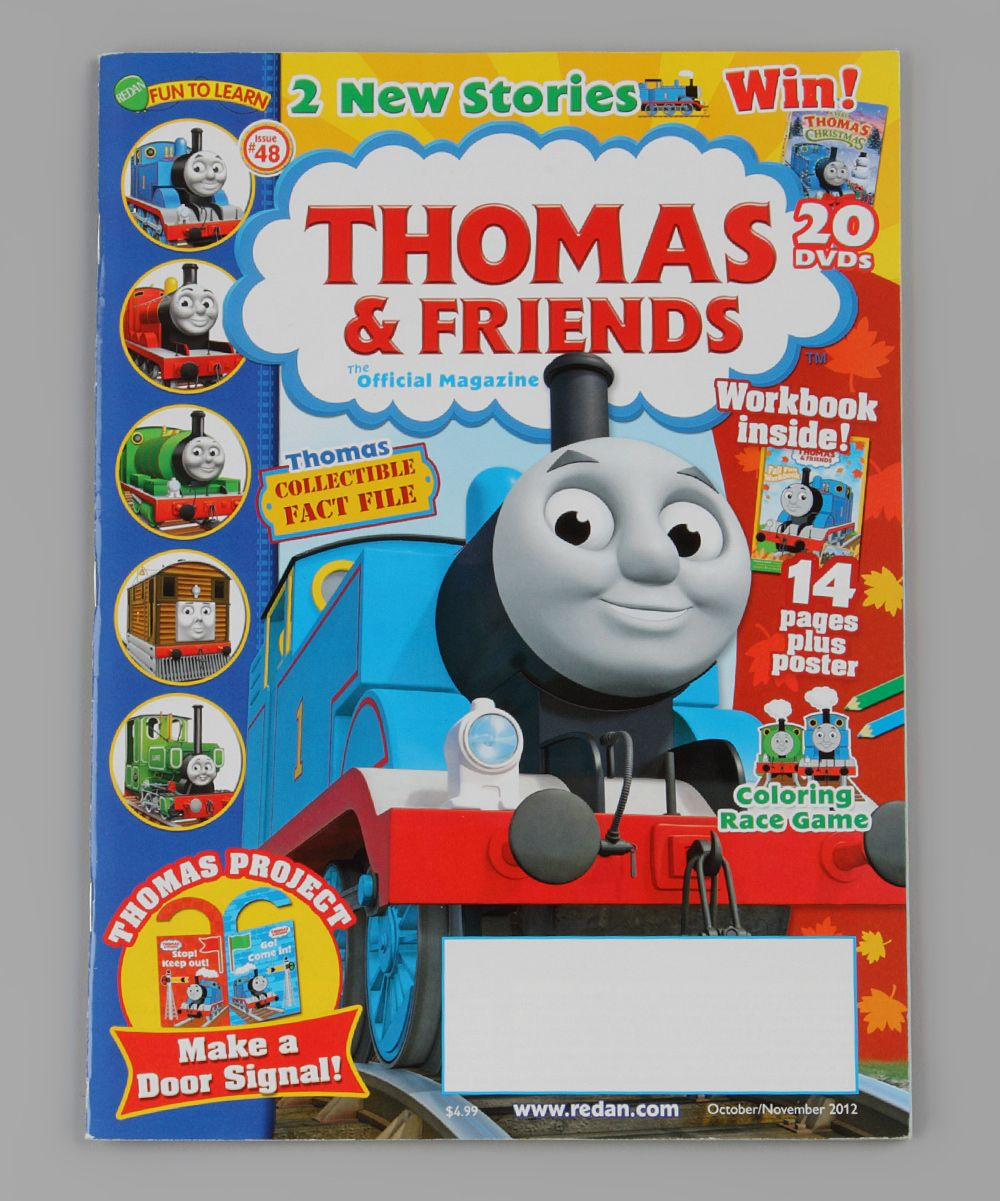 Thomas amp Friends Magazine Subscription