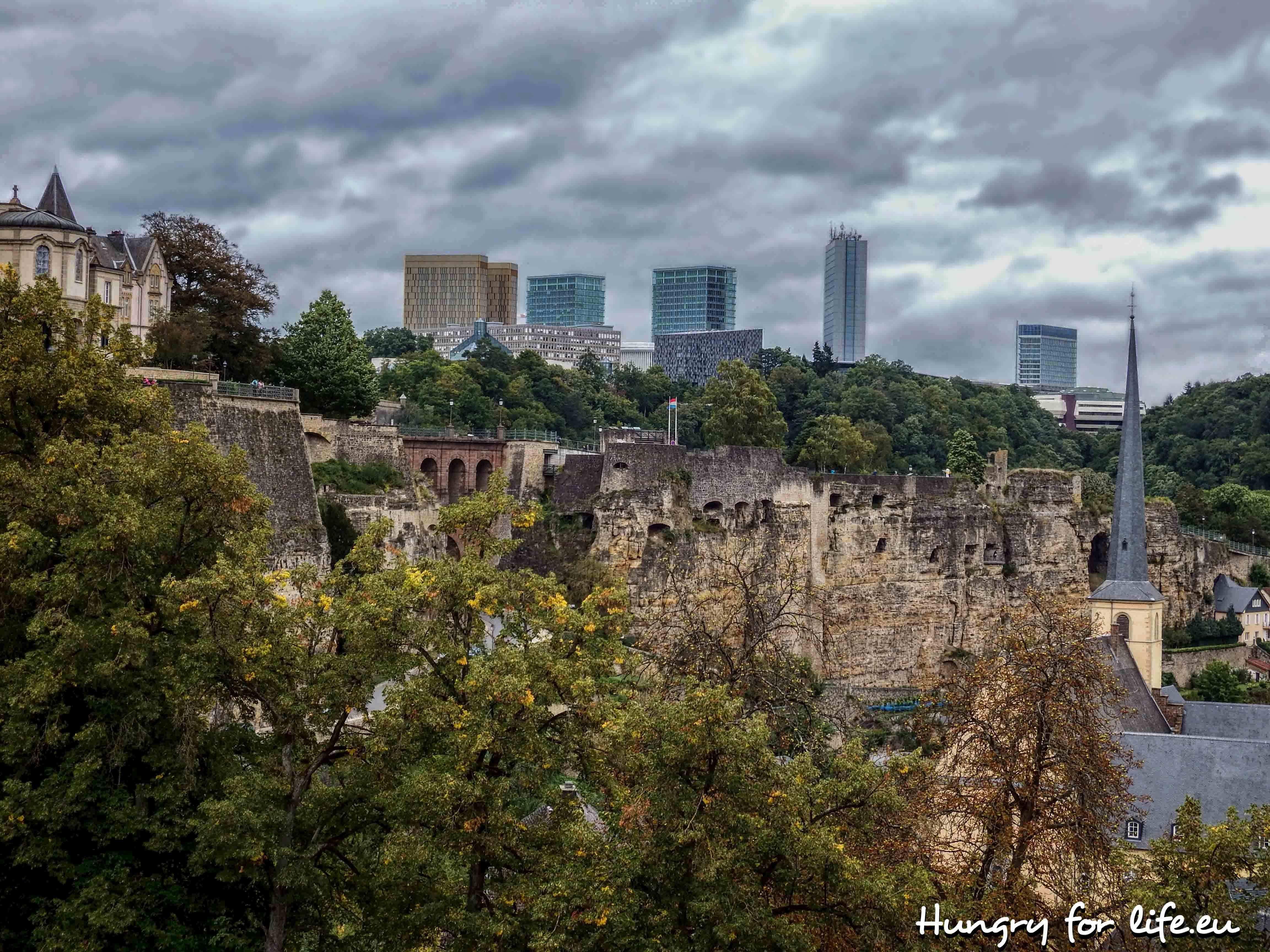 День рождения в Люксембурге. День 1 Путешествия
