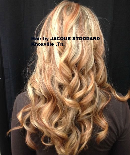 Copper Hair Color Low Lights And Highlights Hair Tutorial Subscribe To Hairstylist How To For New Video U Hair Highlights Blonde Hair Color Copper Hair Color