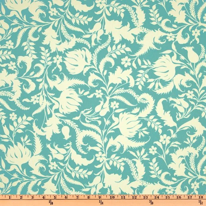 Amy Butler Home Decor Lark Ivy Bloom Lake Discount Designer Fabric Fabric Com Amy Butler Home Decor Decor