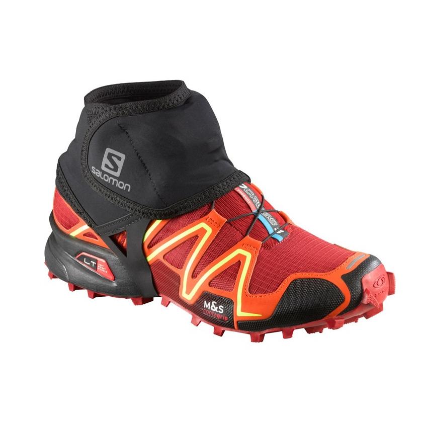 Salomon Trail Gaiters Low Futokamasli Trail Running Schuhe Wanderstiefel Schuhe Herren