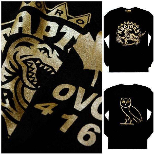 5fc2a0ed0ee A look at the #Raptors X OVO X Drake Night t-shirts every ticket holder  will receive Saturday vs. Nets. #RTZ #OVO #NBA #Toronto