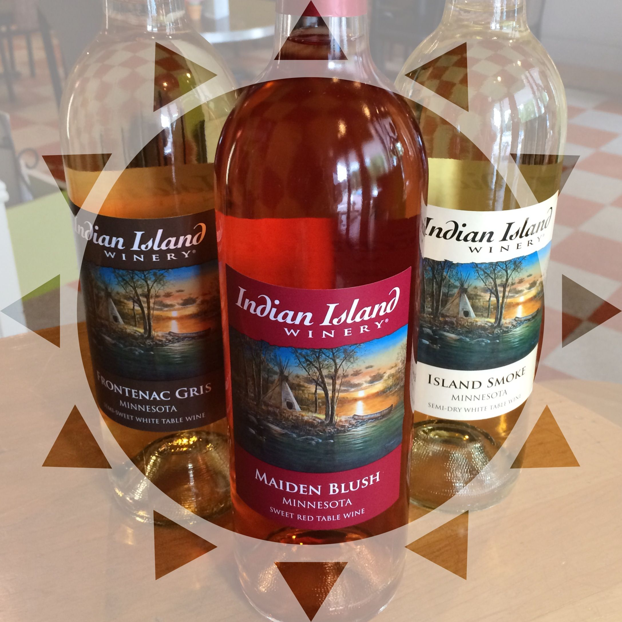 Our Lighter Selection Of Wines Include A Frontenac Gris Maiden Blush Island Smoke Chardonnay From Our Friends A Wine And Beer Wine Bottle Rose Wine Bottle