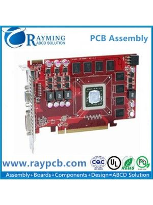 Custom design Laser Etching rapid PCB prototyping Manufacture in