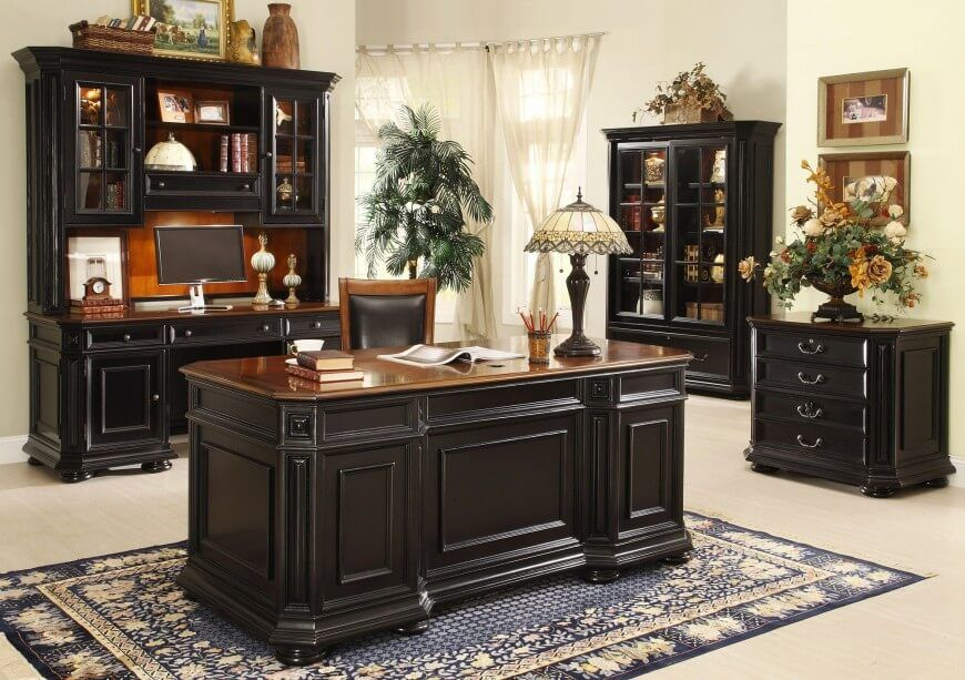 17 Different Types Of Desks 2020 Desk Buying Guide Home Office Furniture Sets Executive Office Furniture Home Office Furniture
