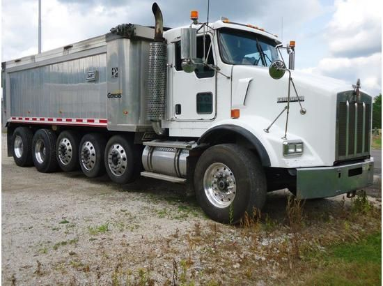 View a larger version of 2004 Kenworth T800 Dump Truck for ...