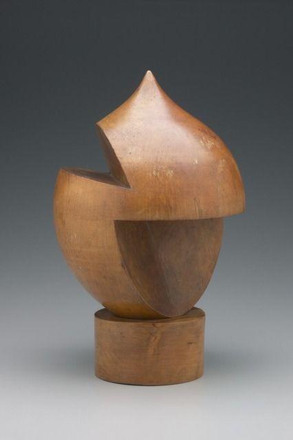 Sophie Taeuber-Arp, 1937 Turned Wood (Sculpture Sculpture en bois tourne),