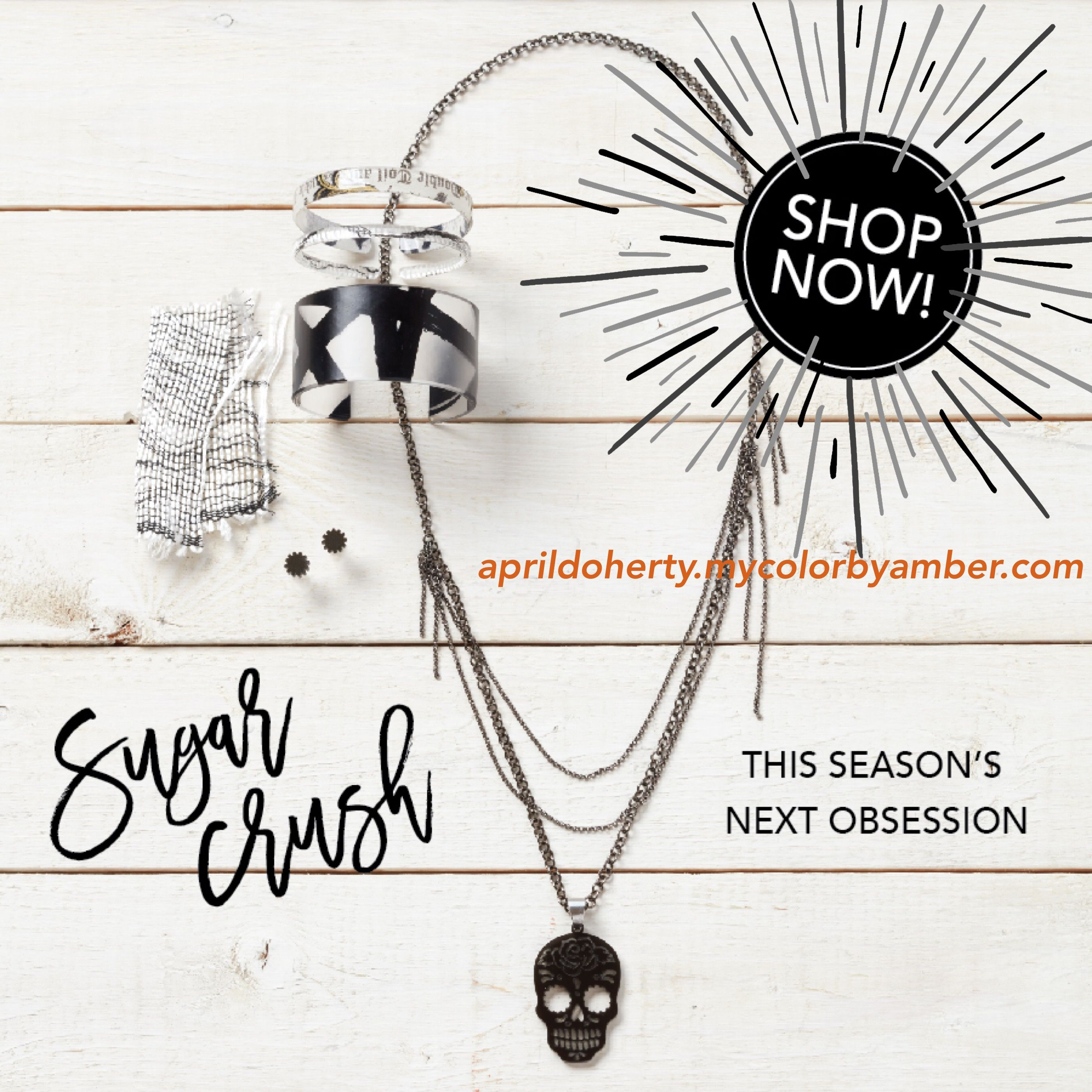 Our Mystic Midnight Set is only available till Oct 31st... but is cool enough to wear all year round!  The necklace is my favourite but that black silk cuff is our most top selling cuff ever in the history of the company.  Don't miss out!