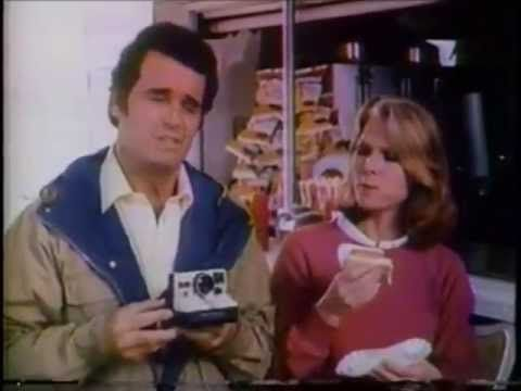Remember these great commercials? Polaroid Commercial ...