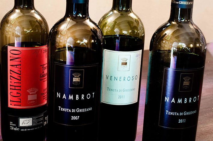 Tenuta di Ghizzano - I vini biologici