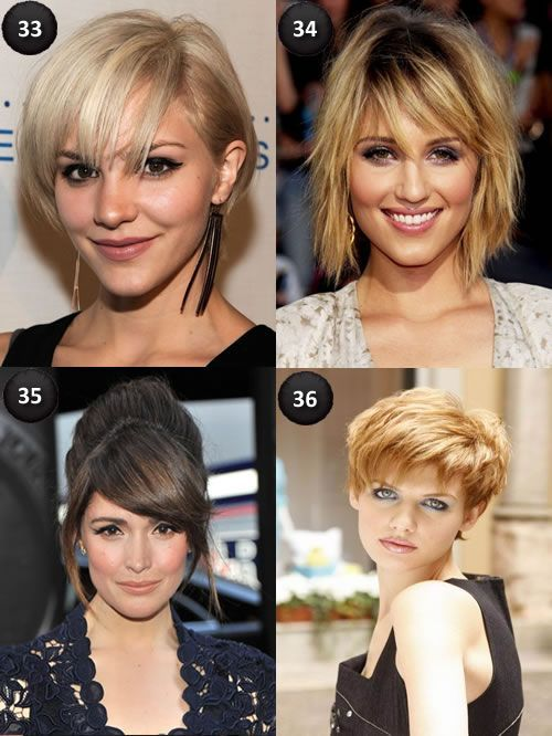 Best Short Hairstyles For Thick Hair Short Hairstyles For Thick Hair Bob Hairstyles For Thick Thick Hair Styles