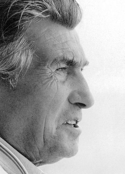 Ferruccio Lamborghini (1916-1993) showed - similarly to Enzo Ferrari - that a passion can be turned into a lifestyle with enough hard labour.