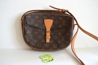 Louis Vuitton Monogram Monogram Jeune Fille GM Crossbody Bag for $200 at Lollipuff
