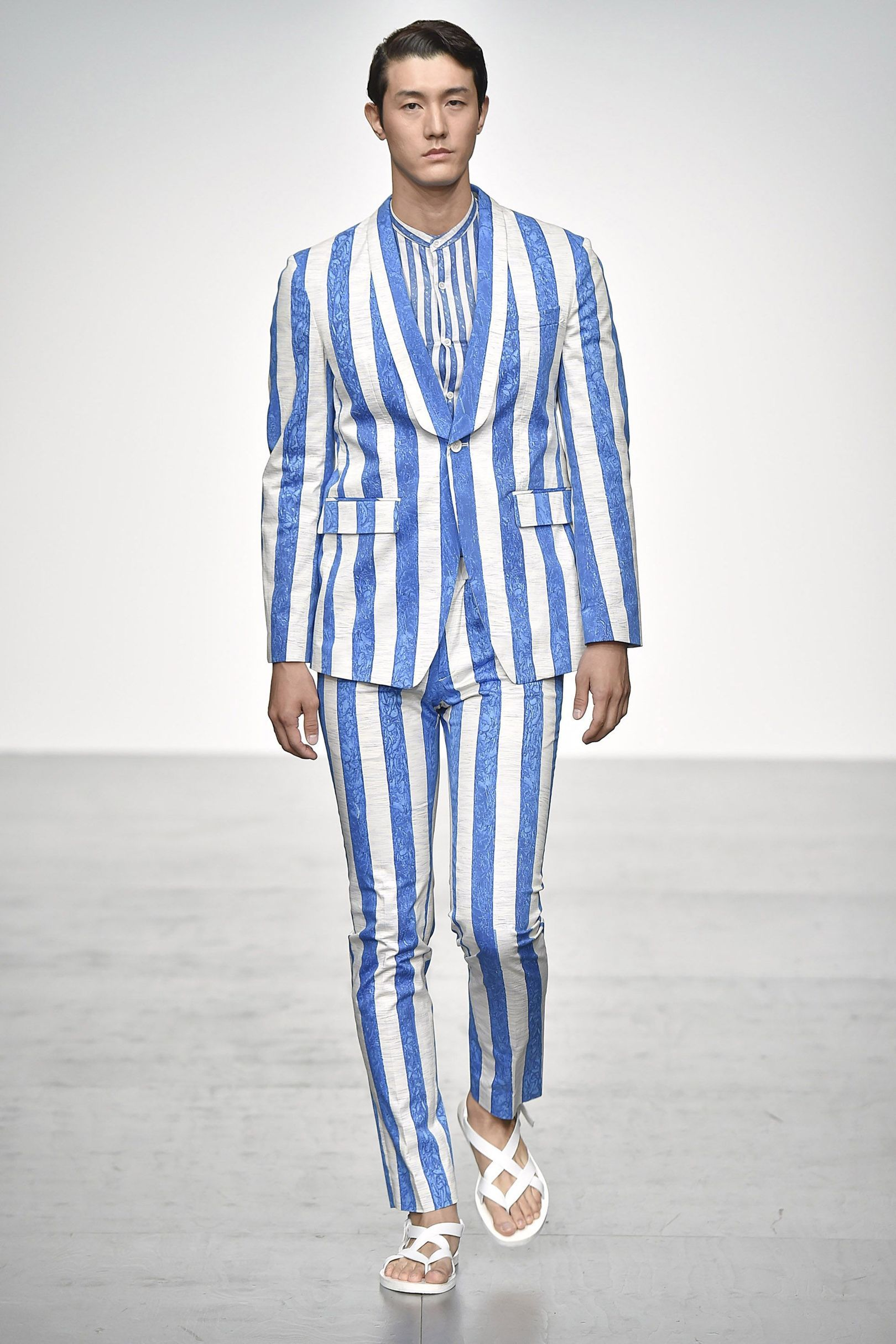 The Big Menswear Trends From London Fashion Week Men S Ss18 Homme