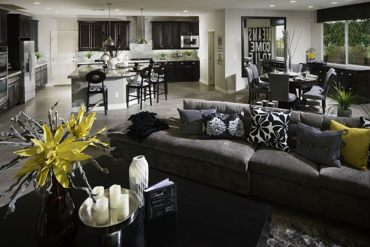 Terraces At Inspirada Community Henderson Nv Kb Home A Place To