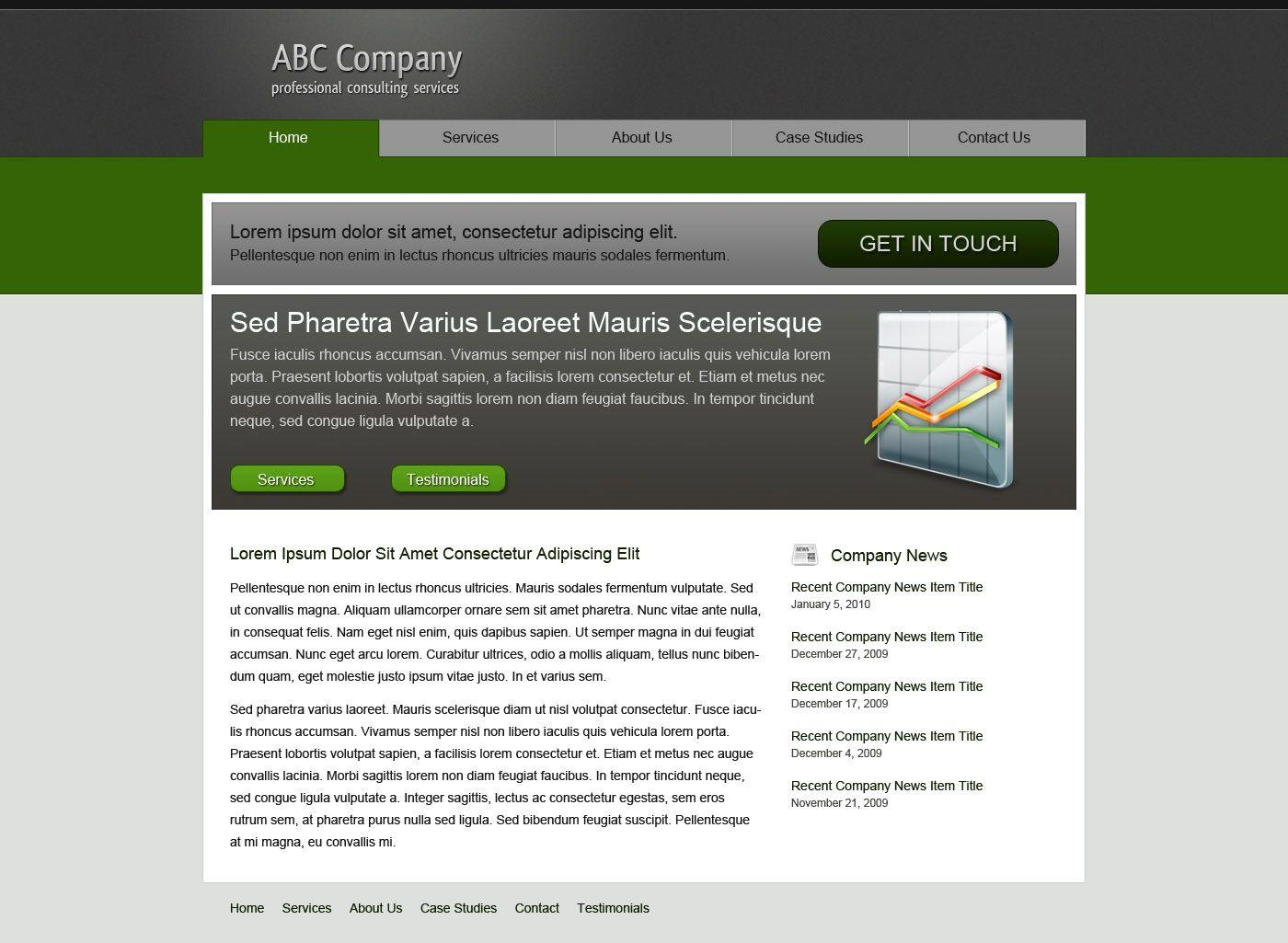 Web layout design html tutorial