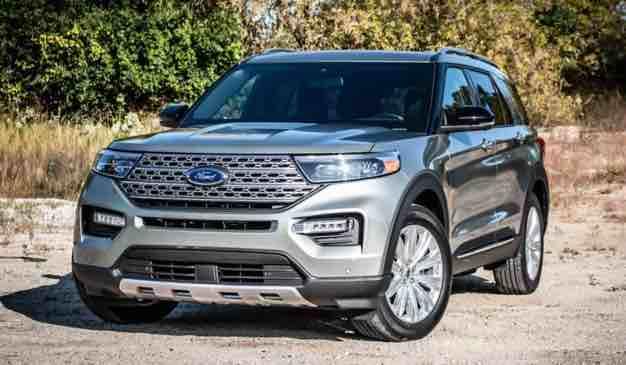2021 Ford Explorer Platinum 4WD Price Ford explorer, 4wd