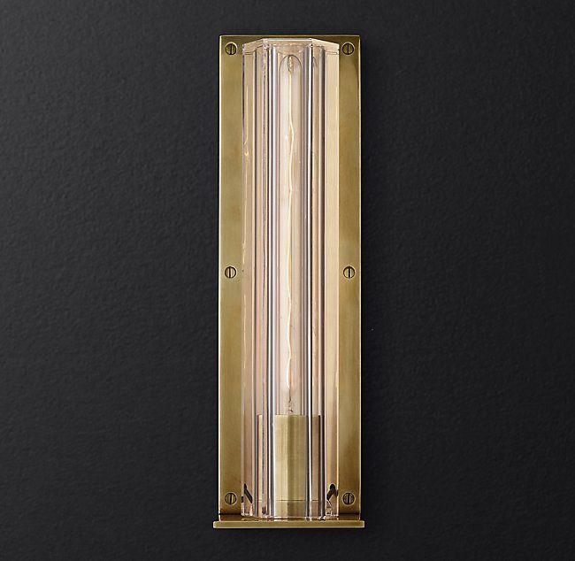 Best Charpentier Single Sconce Sconces Modern Sconces 400 x 300