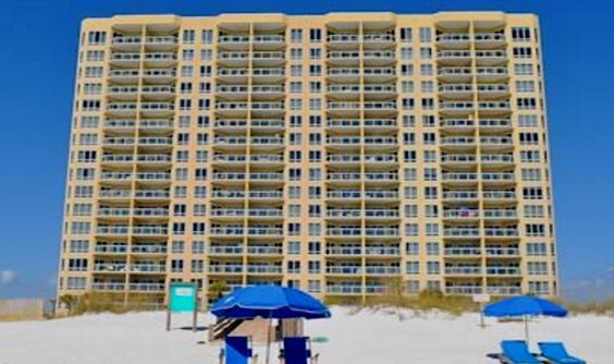 Emerald Isle Resort Condo Pensacola Beach Florida