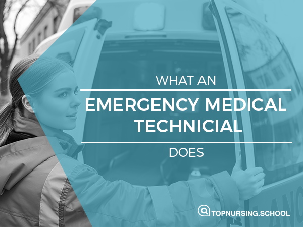 What Does an EMT Do? Electrician school, Fun learning