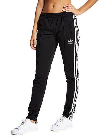 adidas Originals Supergirl Track Pants - Shop online for adidas Originals  Supergirl Track Pants with JD Sports, the UK\u0027s leading sports fashion  retailer.