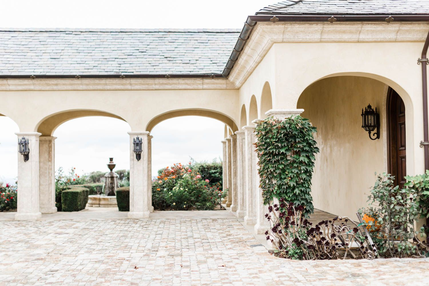 Hidden Castle, a European Style Wedding Venue in Rancho