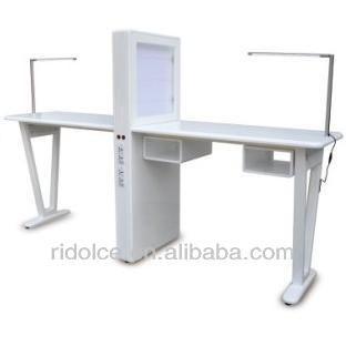Nail Table used nail salon furniture nail technician tables F-ED05 ...