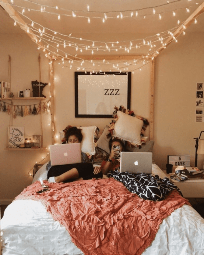 10 DIY Dorm Ideas For The Upcoming College Semester - Society19 UK