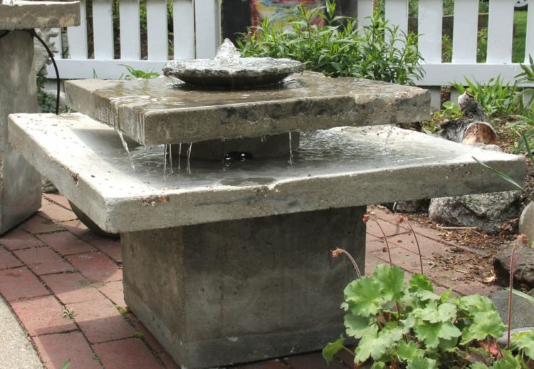 gartendeko aus beton selbstgemacht anleitung, gartendeko aus beton selber machen - 6 ideen & anleitungen | beton, Design ideen