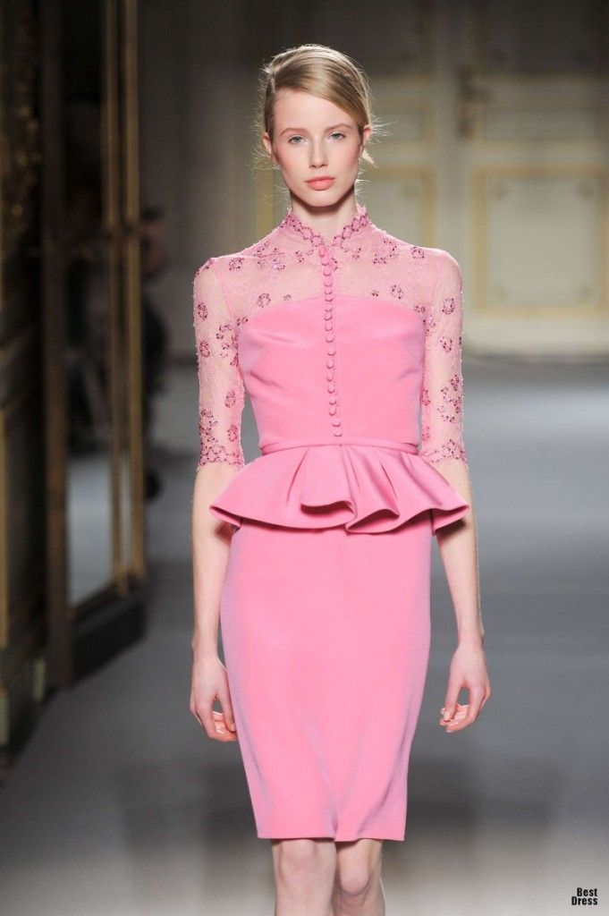 Georges Hobeika HOUTE COUTURE SPRING/SUMMER 2013 High Fashion Haute ...