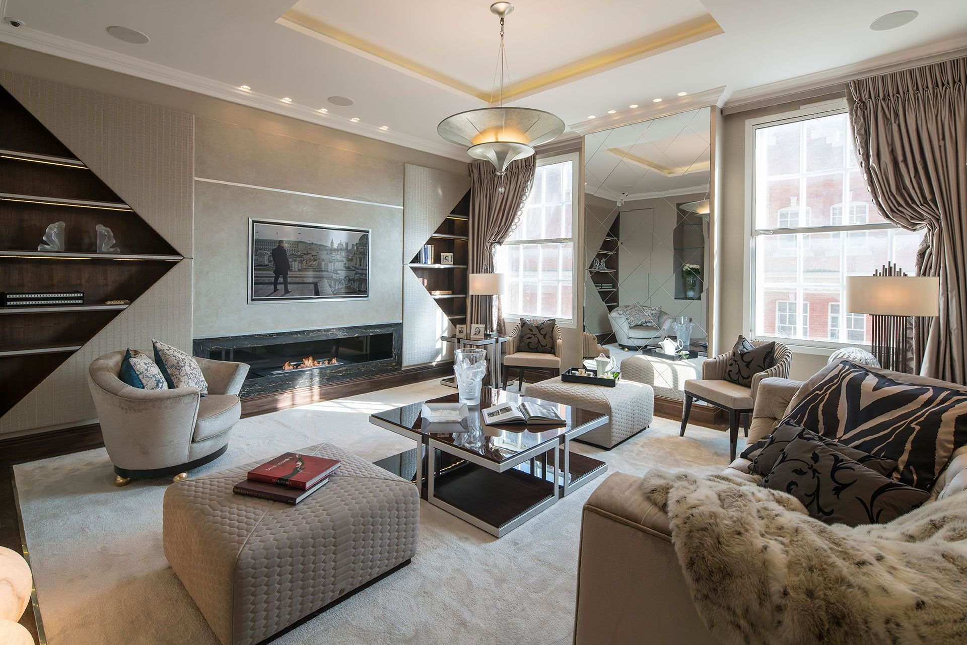 International award winning luxury interior design based ...
