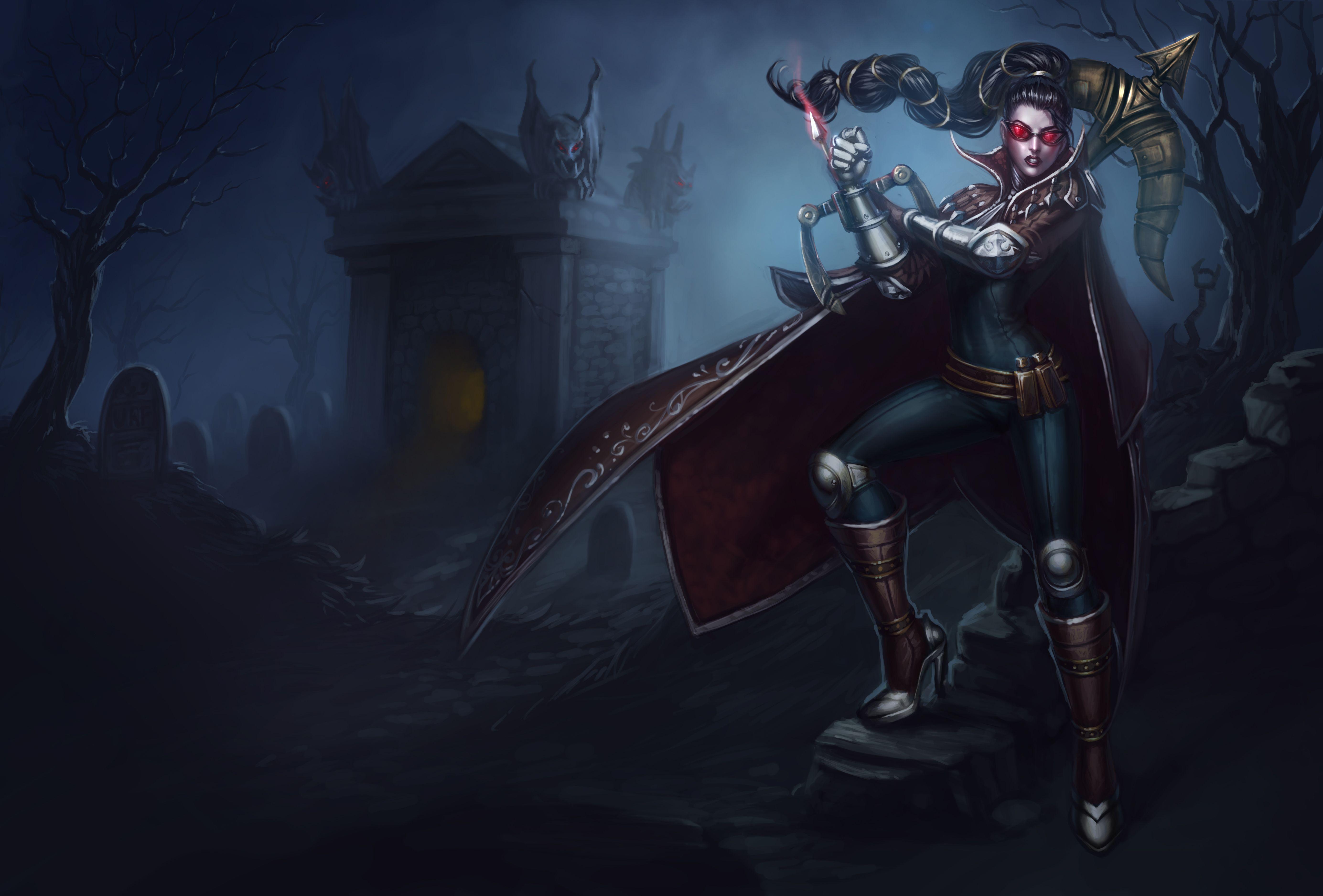 Pin By Corazon Larsen On Dark Background League Of Legends Champions League Of Legends Lol League Of Legends