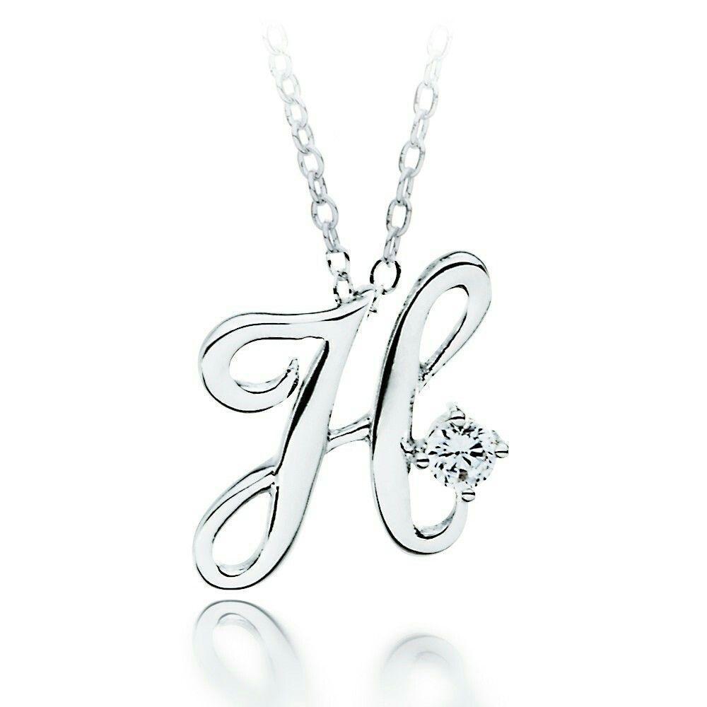 Pin By Hitatsu93 Abdo On Initial Necklace Necklace Alphabet Necklace