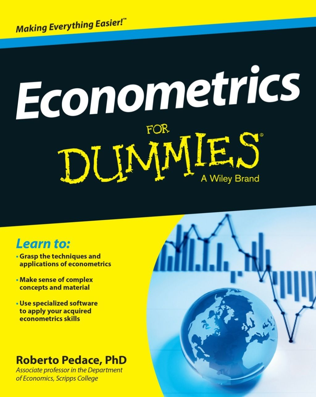 Econometrics For Dummies Ebook Study Of Economics Economics