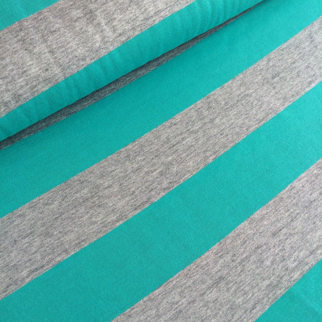 Viscose/Spandex blend jersey knits