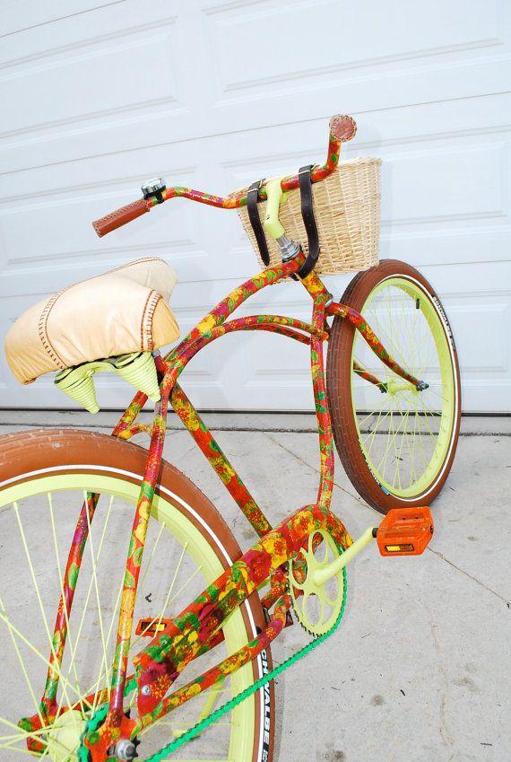 Real Rideable Bicycle Custom Beach Cruiser Bike 250 obo | Beach ...