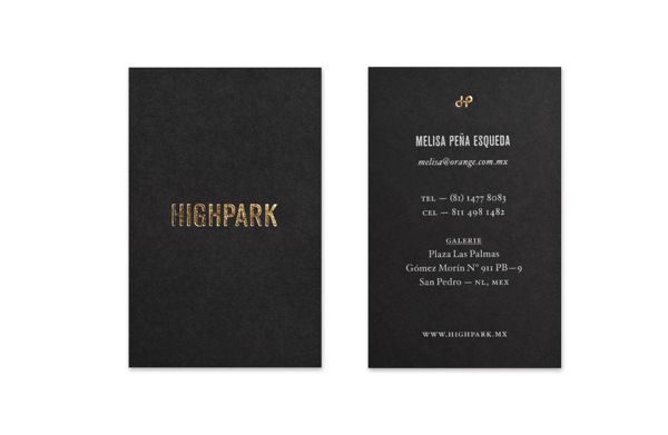 Highpark. on Behance