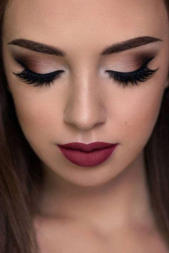 Photo of 52 besten wunderschönen und trendigen braunen Augen Make-up-Design für Prom oder Party 💋 – Se…