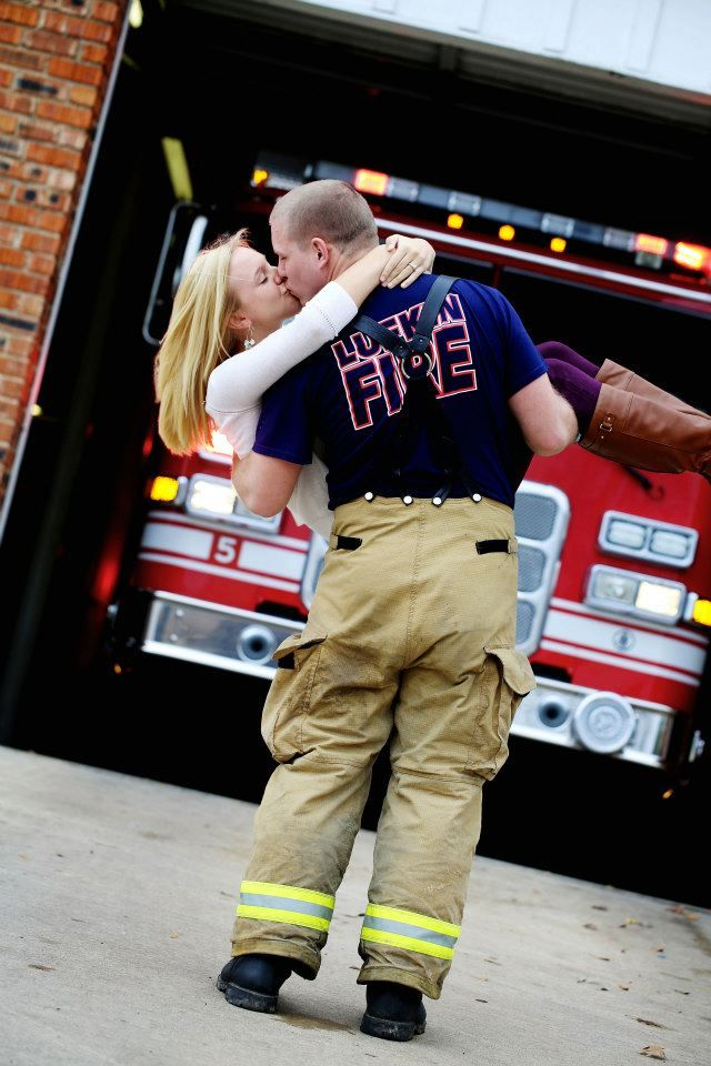 Marriage Proposal Ideas Engagement Firefighter Wedding And Wedding
