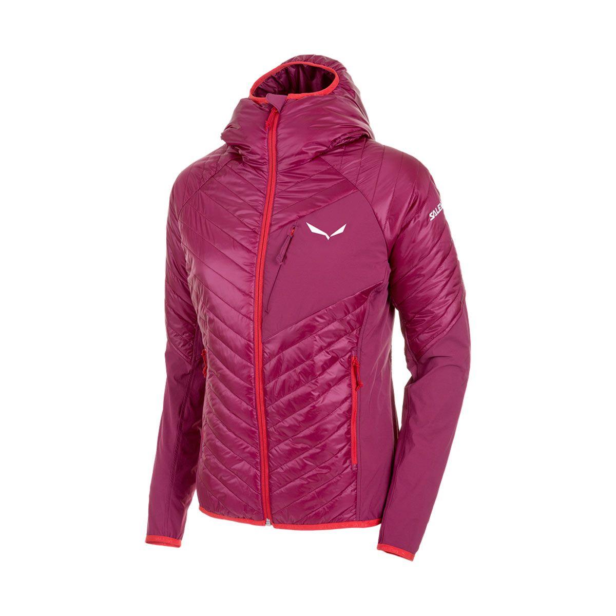 The Salewa Women's Ortles Hybrid 2 Primaloft Jacket is a