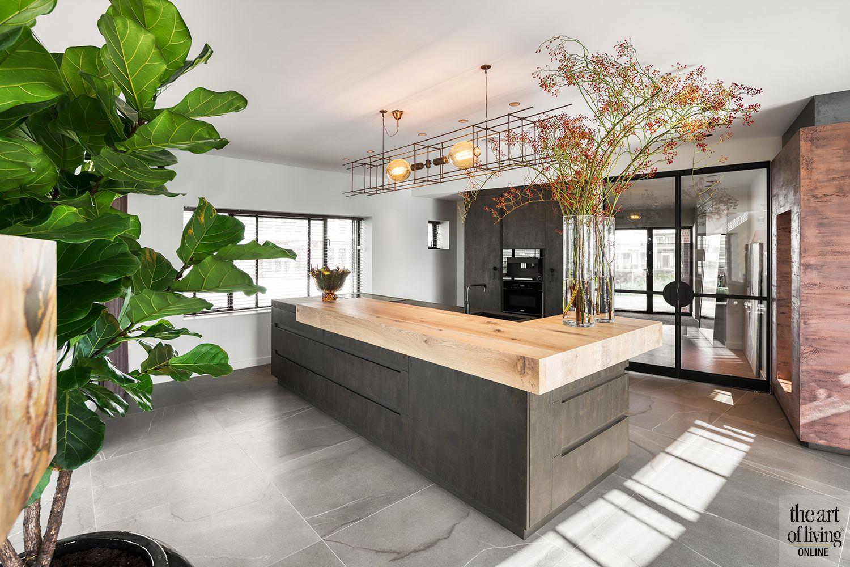 Prachtige keuken