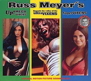 Russ Meyer Russ Meyer Late Night Movies Soundtrack
