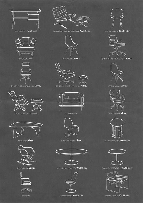 #Furniture #Mobiliario
